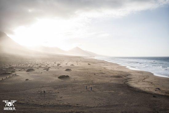 Plaża Cofete Fuertaventura – najdziksza z kanaryjskich plaż