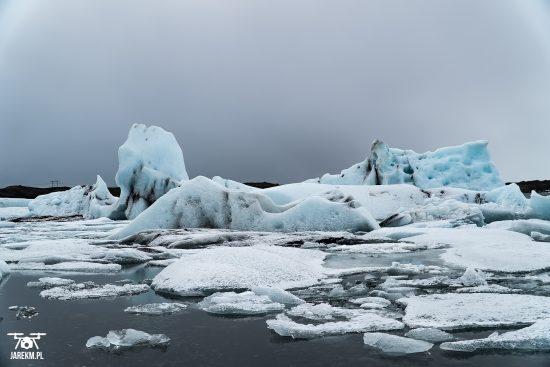 Laguna lodowcowa Jökulsárlón – perła w koronie Islandii