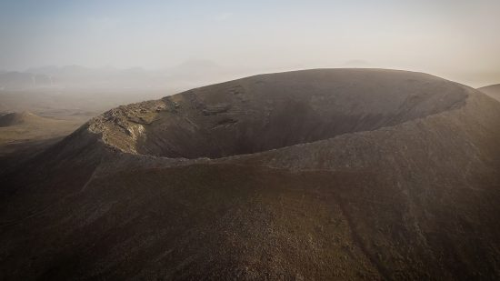 Wulkan Hondo na Fuerteventura – zobacz wulkan z bliska!