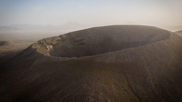 Wulkan Calderon Hondo Fuerteventura